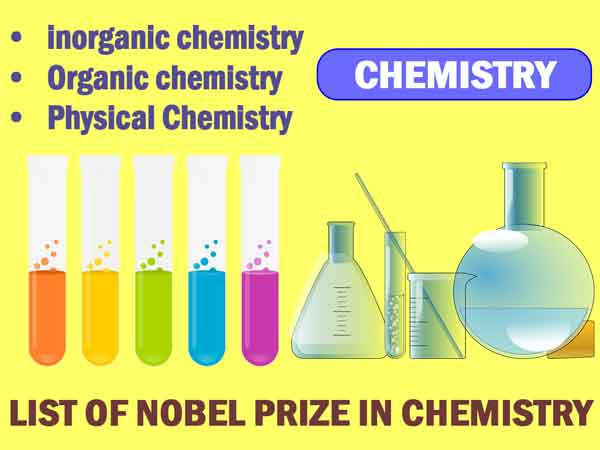 Exciting and Entertaining Chemical Tricks || List of Nobel Prize in Chemistry