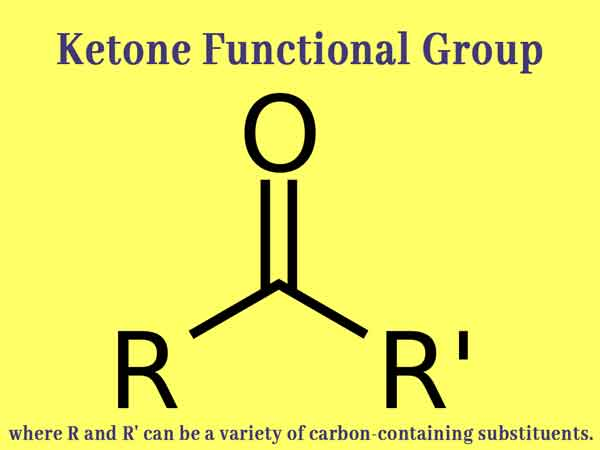Ketone Functional Group