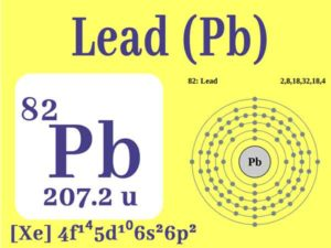 Lead Definition || Lead pollution and Properties