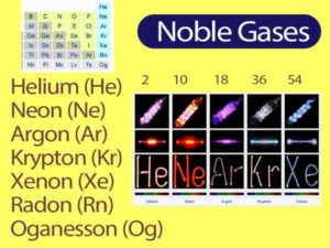 Noble gases || What are the properties of noble gases?