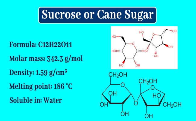 Sucrose or Sugar: Is Sucrose the same as sugar? | Properties | Preparation
