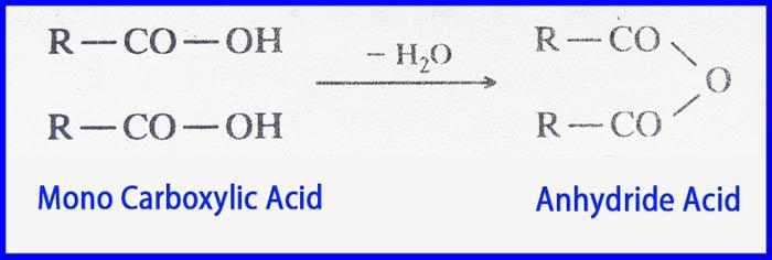 Anhydrides Acid
