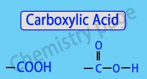 Carboxylic Acid: What is the common name of a carboxylic acid?