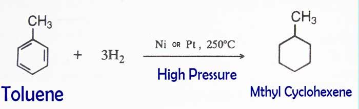Toluene-Addition-of-Hydrogen