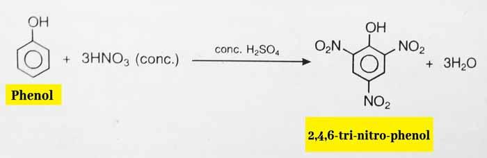 Tri nitro phenol