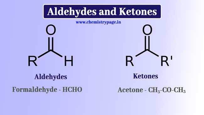 Aldehydes and Ketones: Preparation, Properties, Nomenclature