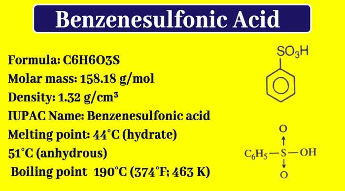 Benzenesulphonic Acid