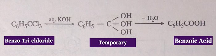 Benzoic-acid-preparation