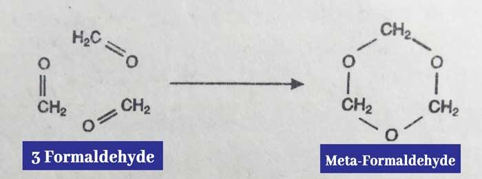 Meta-formaldehyde