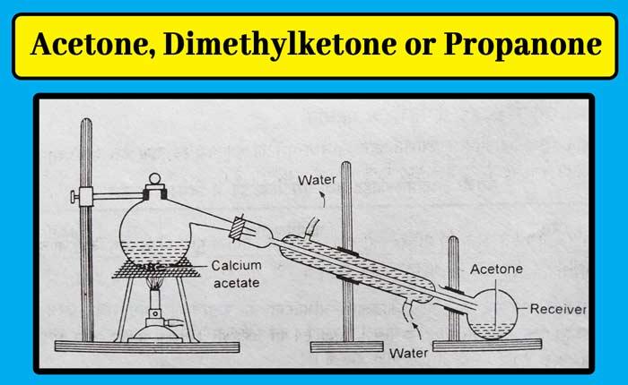 Preparation-Acetone