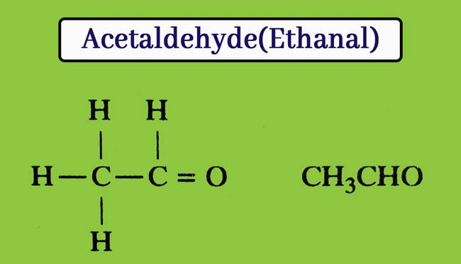 What is Acetaldehyde made of? | Properties, uses, and Tests