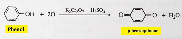 phenol oxidation