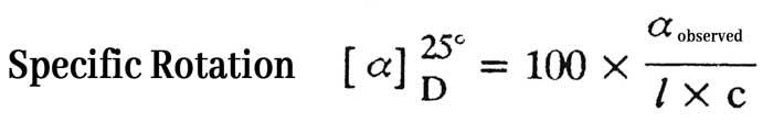 Chemistry formula