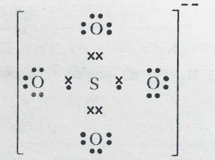 electron point formula