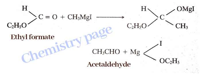 Aldehydes-Preparation